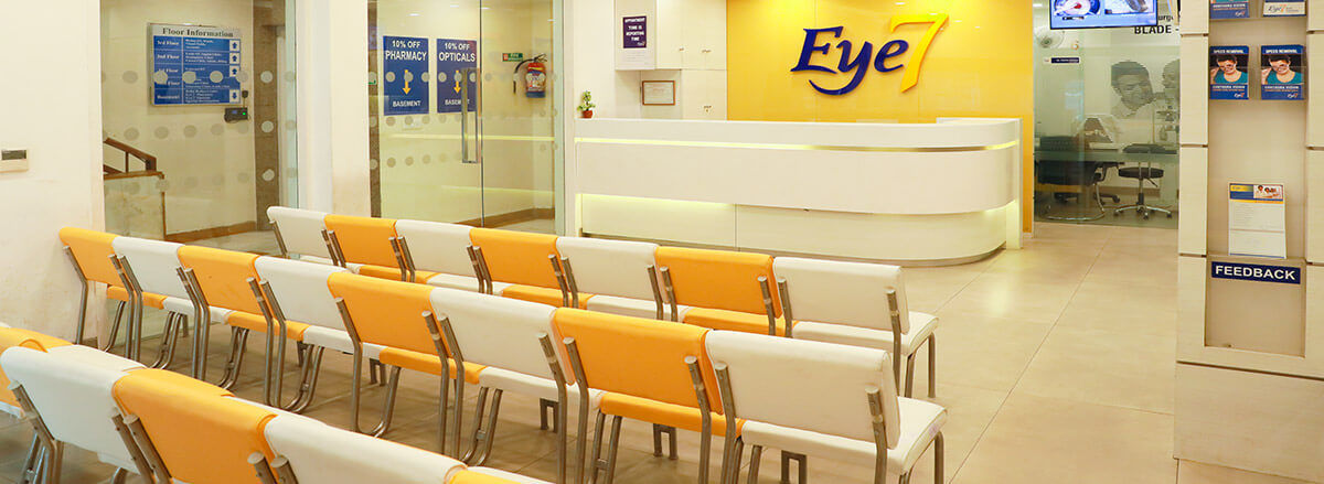 Pediatric Ophthalmology Specialist Hospital In South Delhi