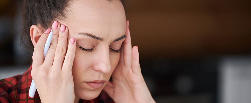 Headache Behind Right, Left or Both Eyes – Causes & Treatment